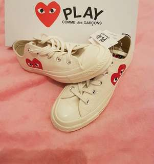 LOOKING FOR Converse x CDG replica