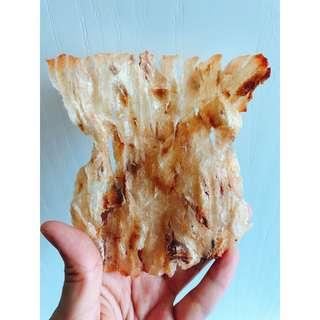 現貨 🐟 韓國「雞泡魚乾 」 真鮮味😋完整大塊!大包裝👍 成本價:$98(每包淨重300克) 一大包長30cm !非常抵食!