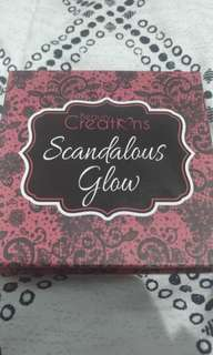 "Beauty Creations Highlighter ""Sandalous Glow"""