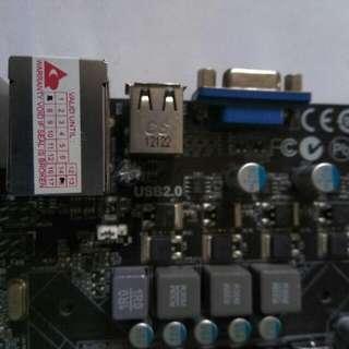 Motherboard ECS H61H2-M13