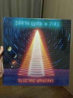 Electric Universe - Earth, Wind & Fire Vinyl LP