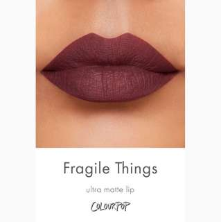 Colourpop Ultramatte - Fragile Things