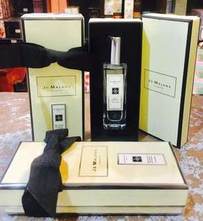 Jo malone nectarine and wild blue bell