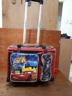 Troll school bag