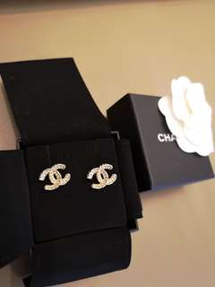 全新Chanel 耳環Earrings- Brand New classic