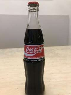 Coke bottle from Malaysia