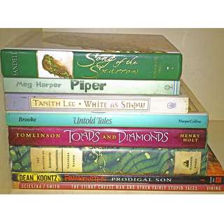 RETELLINGS BOOK BUNDLE