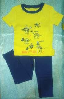 Sleepwear Set 100% cotton - pajama set 4t