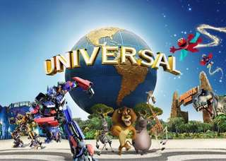 Universal Studios tickets 2 JUNE AND 10 june