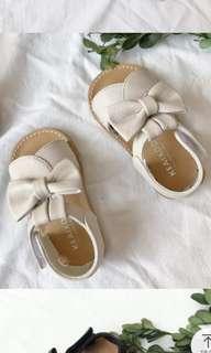 Baby Sandals in Cream