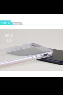 🚚 全新圓鋁i6s plus 手機殼