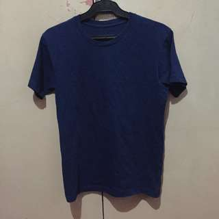UNIQLO Blue Shirt (S)