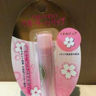 Shiseido 櫻花潤唇膏