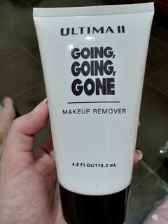 ULTIMA II GOING GOING GONE ~ make up remover