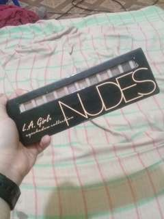 L.A. Girl Nudes