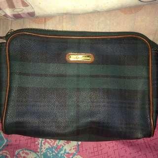 RL Clutch Bag