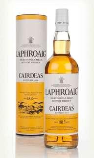 Laphroaig Cairdeas 2014 Edition whisky 單一麥芽威士忌 Islay