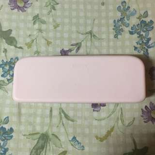 Miniso Pink Pencil Case