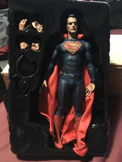 Hoc Hoi Superman