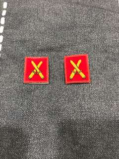 Infantry no. 1 formation patch