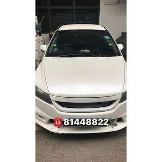 Honda CONTACT TO RENT A CAR @ 81450022/ 81448833