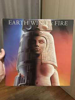Raise! - Earth, Wind & Fire Vinyl LP