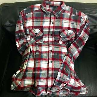 Brand New Golden Tree Plaid Flannel Shirt from US