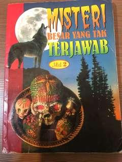 Kisah Misteri Tak Terjawab 2nd Volume