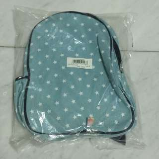 Cotton On blue starry Bagpack