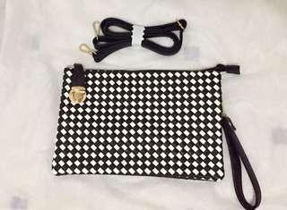 韓國clutch bag