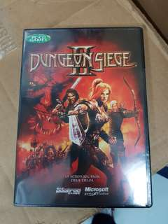 BNIB Dungeon Siege PC game