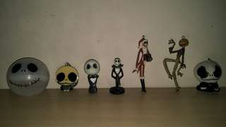 Nightmare before Christmas - Figurine toys