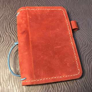 Journalscreed Travellers Notebook Field Notes