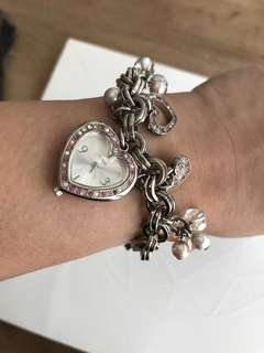 GUESS Ladies Chain Watch Original