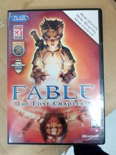 Fables the lost chapters PC