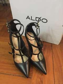 Aldo 黑色高跟鞋