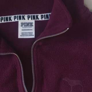 Pink maroon sweater
