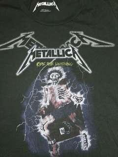 Ts Band Metallica