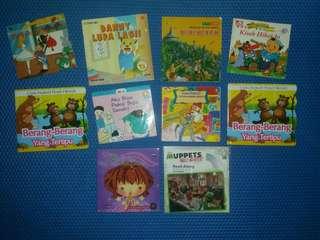Buku Anak Murah ! 10rb/buku