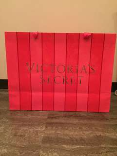 Victoria Secret Large Paperbag
