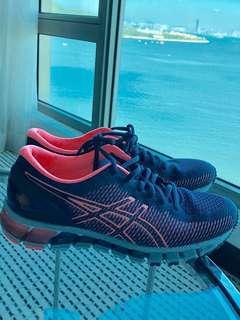 ASICS  running jogging shoe,  Gel-Quantum 360