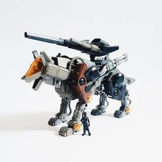 Zoids: Command Wolf