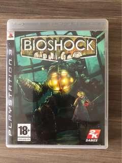 Bioshock 1 PS3