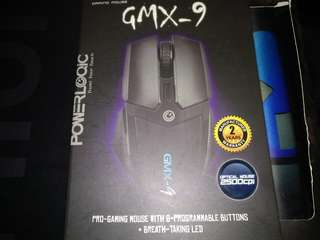 Power logic GMX 9 Gaming Mouse