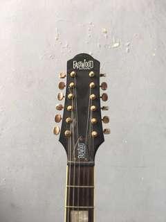 Gitar Eastwood Nashville 12 String
