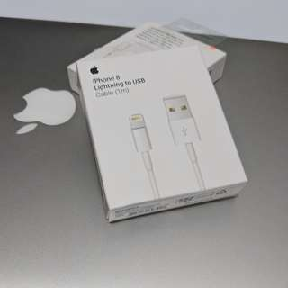 Original Apple iPhone Lightning Cable