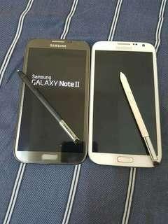 Samsung Galaxy Note 2 korea stock