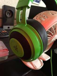 Razer headphone