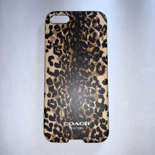 Coach iPhone 5/5S Case