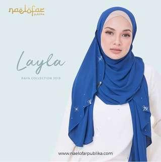 Naelofar Layla Shawl